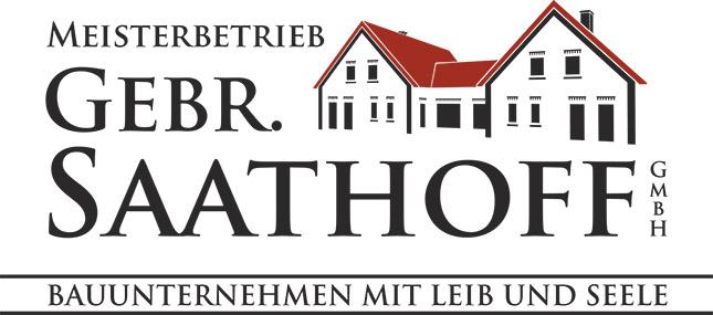 Gebrüder Saathoff | Bauunternehmen | Meisterbetrieb Logo